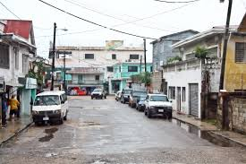 Belize City Streets