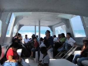 Ferry to San Pedro