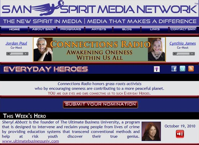 http://www.spiritmedianetwork.com