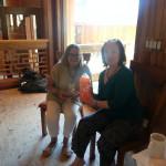 Kathy Carson & Robin Ramsey