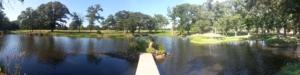 Gwen's Pond-Ghost Totem Poles